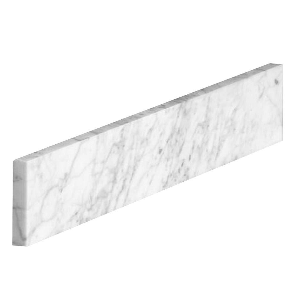 CAHABA CAVT0228 21 in Carrara Marble Sidesplash 21 inch