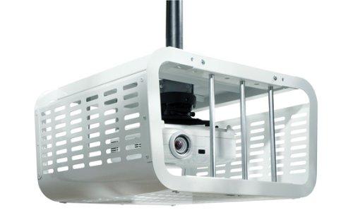 Projector Enclosure, Wht