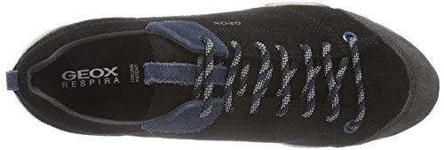 GeoxD KANDER B - Zapatillas Mujer Negro - Schwarz (C9270BLACK/ANTHRACITE)
