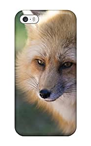 Hot Style DkrVAzy2537YHBFg Protective Case Cover For Iphone5/5s(fox)