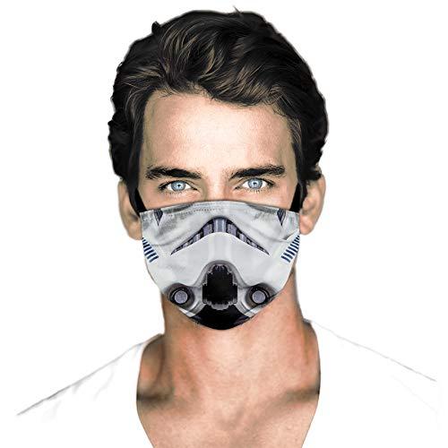 Reusable Star Wars face masks