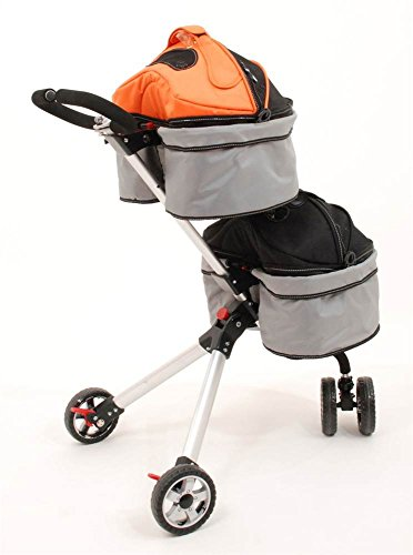Quadro Stroller Frame by Pet Ego Egr LLC