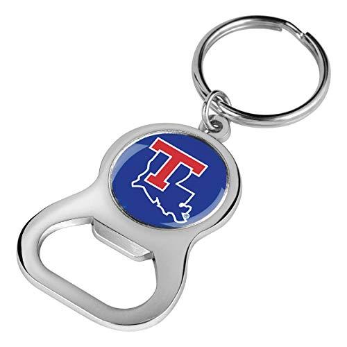 NCAA Louisiana Tech Bulldogs - Key Chain Bottle Opener
