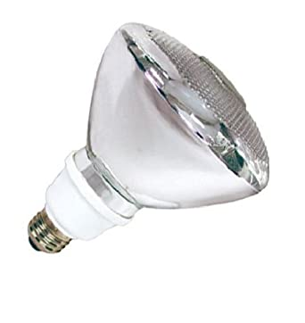 Par38 Floodlight Cfl Compact Fluorescent Light Bulb 23 Watts Energy Star 27k Warm Color Tone Indoor