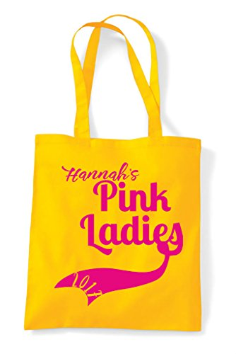 Do Parody Pink White Party Personalised Ladies Tote Hen Shopper Bag Customised EIwYTWq