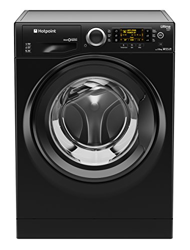 Hotpoint Ultima S-Line RPD 10457 JKK Washing Machine - Black