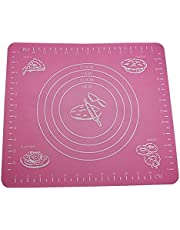 Silicone Baking Mat for Pastry Rolling with Measurements Pastry Rolling Mat