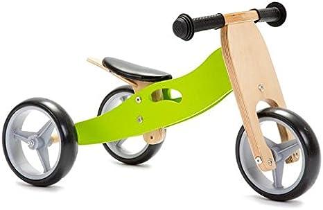 Nicko 2 en 1 Balance de la Bici Verde 18m +: Amazon.es: Juguetes y ...