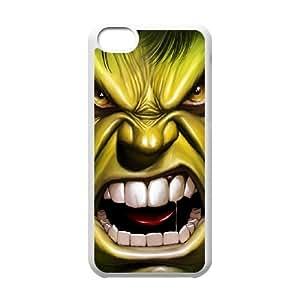 Classic Case HULK pattern design For Apple iPhone 5C Phone Case