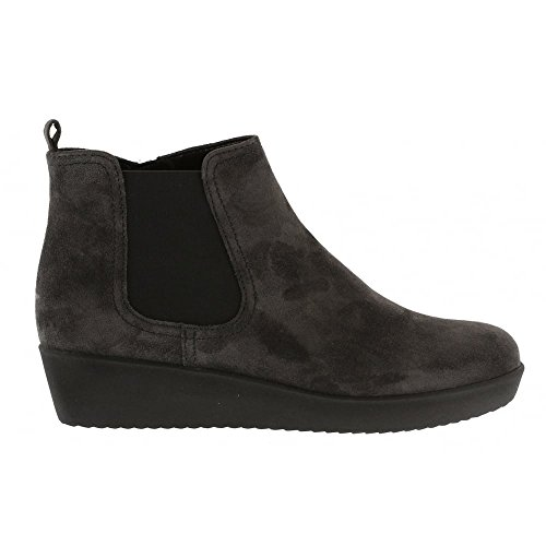 Botas Micro Shoes Gris Comfort Basic para Mujer Gabor Dark grey qtdzAPd