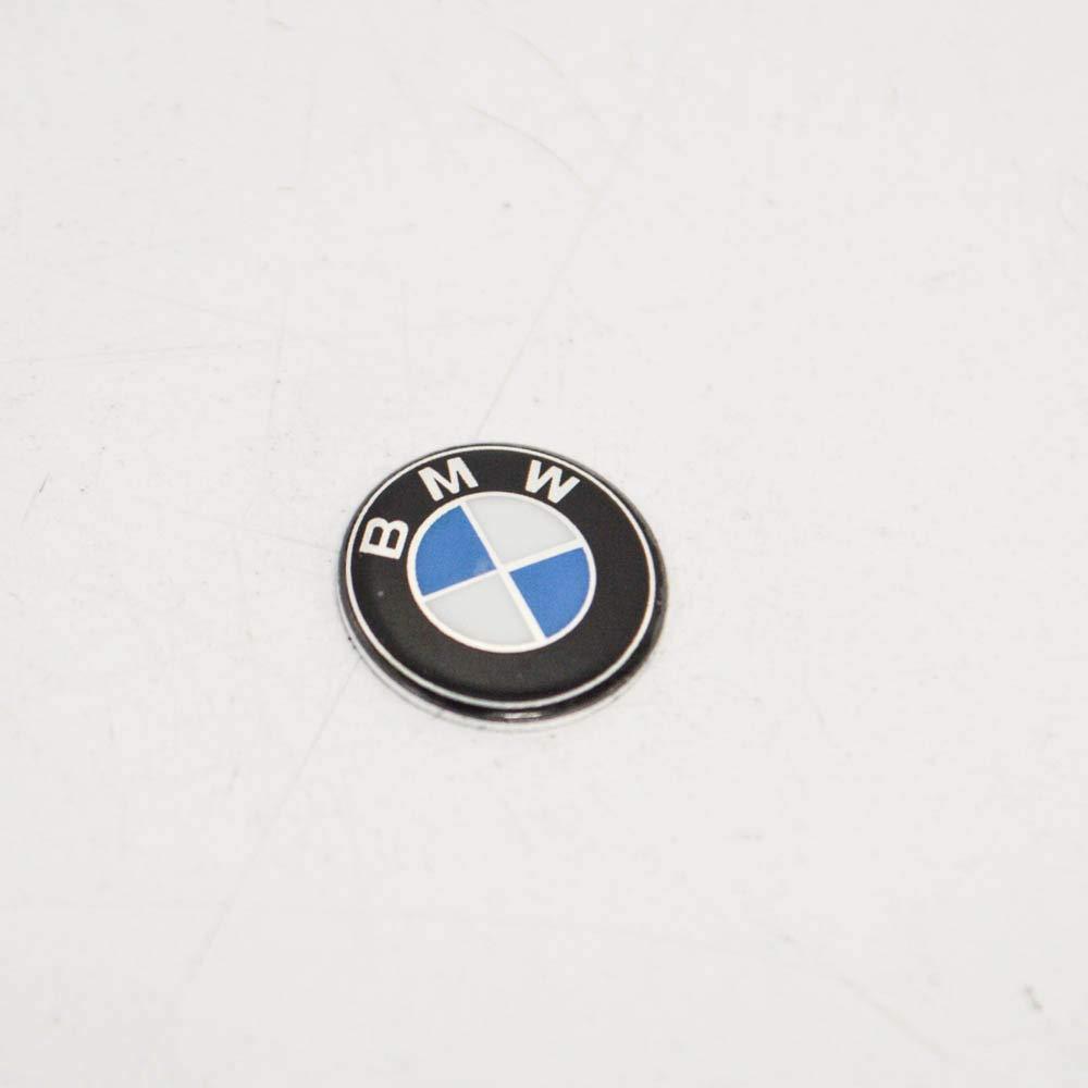BMW Original Key Fob logo arrotondati Badge Emblem Adesivi Adesivo 11/mm 66122155754/ /è non incluse