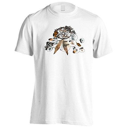 Neuer Traumfänger Hintergrund Herren T-Shirt l185m