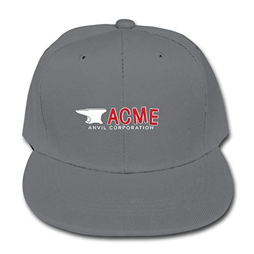 Junminlu Children Acme Anvil Corporation Leisure Hats Gray