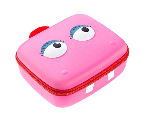 ZIPIT Beast Box Jumbo Storage Case, Pink Photo #5