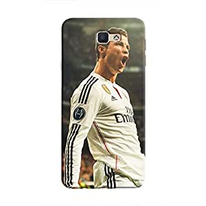 Cover It Up - Cristiano Ronaldo Yeah! Galaxy J5 Prime Hard Case