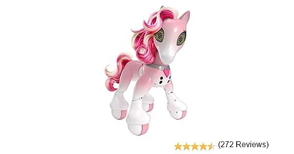 Zoomer Mostrar el Pony, versión importada: Amazon.es: Juguetes y ...