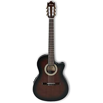 ibanez ga5tce classical acoustic electric guitar w gig bag and tuner musical. Black Bedroom Furniture Sets. Home Design Ideas