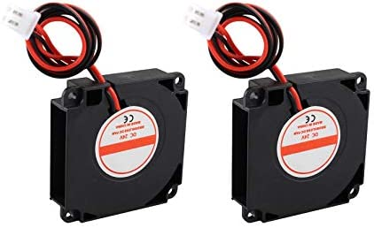 Ventilador sin escobillas DC 24 V 4010 0,06 A 40 mm x 40 mm x 10 ...