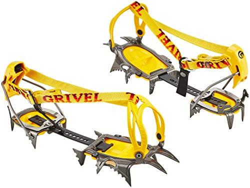 Grivel Air Tech crampon yellow/grey