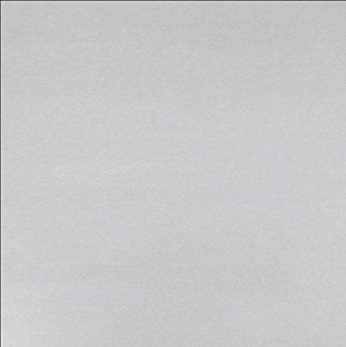 Bianco Dolomiti Marble Italian White Dolomite 18x18 Marble Tile Polished for Bathroom and Kitchen Walls Kitchen Backsplashes ()
