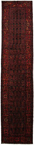 Admin Rugs Gorgeous Palace Runner Malayer Nahavand Persian Style Rug Oriental Area Carpet 4X17