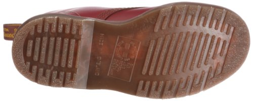 Dr. Martens 1460Z Quilon OXBLOOD 12308601 - Botas de cuero unisex Rojo