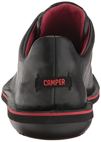de Zapatillas 003 cuero Muffler hombre Negro Human Noir Negro para 18648 18648 Negro CAMPER nobuck xqBwCIUEn