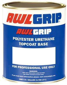 Awlgrip Polyester Urethane Topcoat Base Paint Quart - G1001Q - Light Gray (Base Quart)