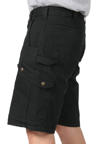 B357 Carhartt Shorts De Fret b357 Cs Vêtemen Travail black Ripstop Noir nYBw7YZq