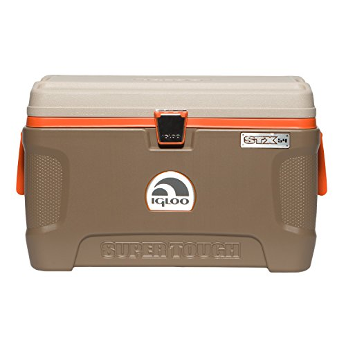 Igloo Super Tough STX-54 Quart Sportsman Cooler ()