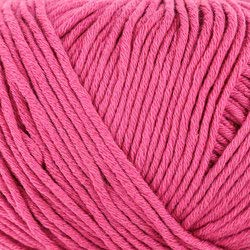 Valley Yarns Southwick DK/Worsted Weight Yarn, 52% Pima Cotton/48% Bamboo - 29 Raspberry Rose (Weight Worsted Yarn Pink)