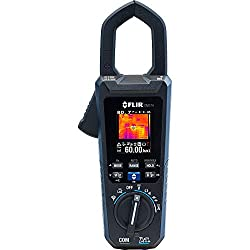 FLIR CM174 True RMS 600A AC/DC Clamp Meter with IGM