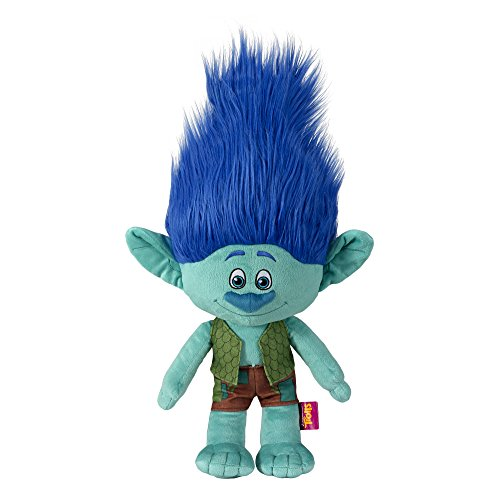 Dreamworks Trolls Shaped Branch Cuddle Pillow Pal 22
