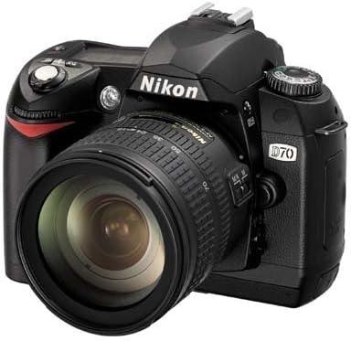 Nikon D de 70 - Cámara réflex Digital (6,1 Mega Pixeles) Solo ...