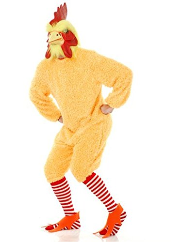 Rocking Rooster Chicken Plus Size Costume Size -