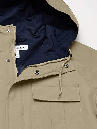 Amazon Essentials Men's Lightweight Mountain Parka Jacket