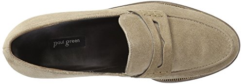 Paul Green Kvinna Kianna Slip-on Loafer Antilop Mocka