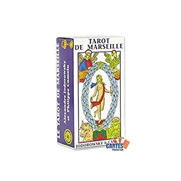 Juego de 78 cartas : Mini Tarot de Marseille Camoin (petit ...