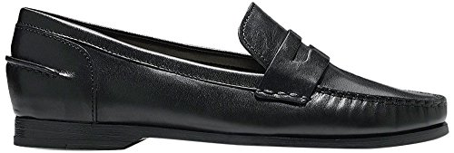 cole haan womens black loafer - 9