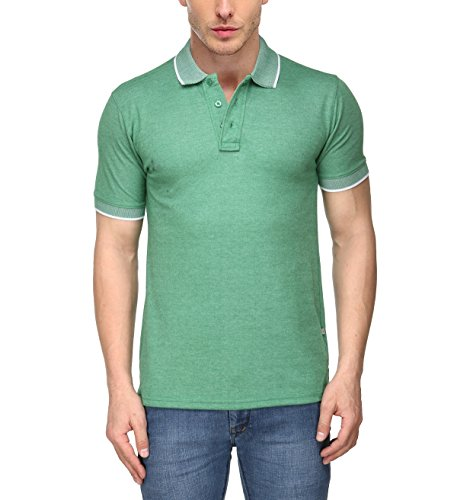 Spark Men's Premium Rich Cotton Polo T-shirt