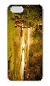 covers thinnest forest river hd PC Transparent Case for iphone 5/5S
