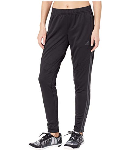 adidas Women's Soccer Tiro 19 Training Pant, Black/Carbon Pearl Essence, Large ()