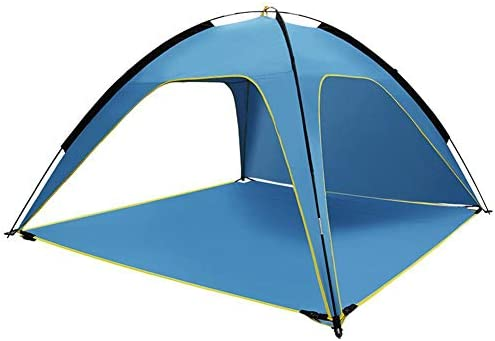 Cool Ring Strandzelt Sunshade Canopy Outdoor Anti-UV Sonnenschutz Camping Angeln Pop-Up Zelt