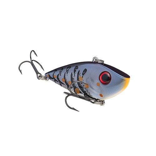 Strike King Red Eye - REYESDTT12-108 Strike King Lures, Red Eye Shad Tungsten 2 Tap, 2 1/2