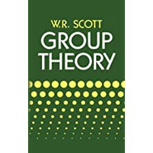 Group Theory (Dover Books on Mathematics)