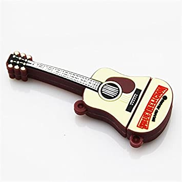 Elfe Boutique Creative U-PVC instrumento guitarra Rock guitarra eléctrica para amante de la música USB Flash Drive 8 GB: Amazon.es: Electrónica