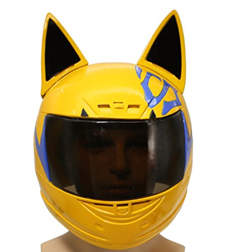 Durarara Celty Helmet Deluxe Resin Sturluson Mask for Halloween Cosplay Costume Accessory