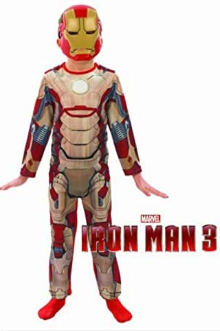Rubies`s - Disfraz Infantil de Iron Man 3 clásico (886926-S ...