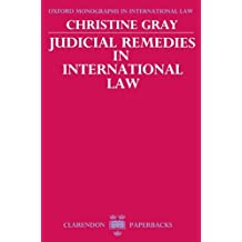 Judicial Remedies in International Law