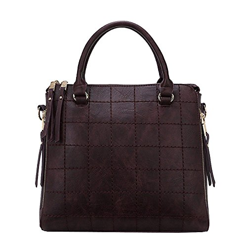 Europa Lady Messenger Shoulder Fashion morado Pu Bag Hand Y America Bag HICgZaSq